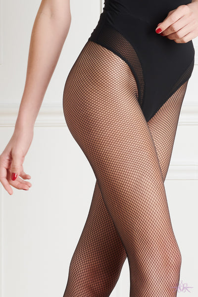 Maison Close Fishnet Tights - Mayfair Stockings