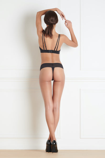 Maison Close Bande à Part Triangle Bra - Mayfair Stockings