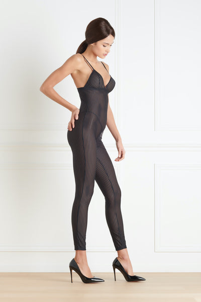 Maison Close Bande à Part Catsuit - Mayfair Stockings