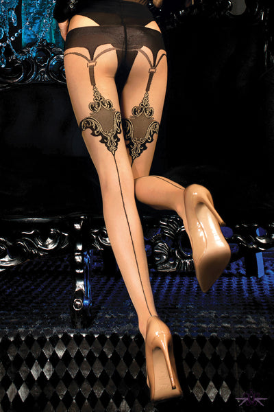 Ballerina Dolcie Tight - Mayfair Stockings