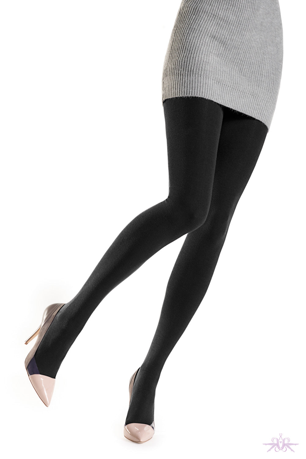 Oroblu Natural Fibres Cynthia Tights - Mayfair Stockings