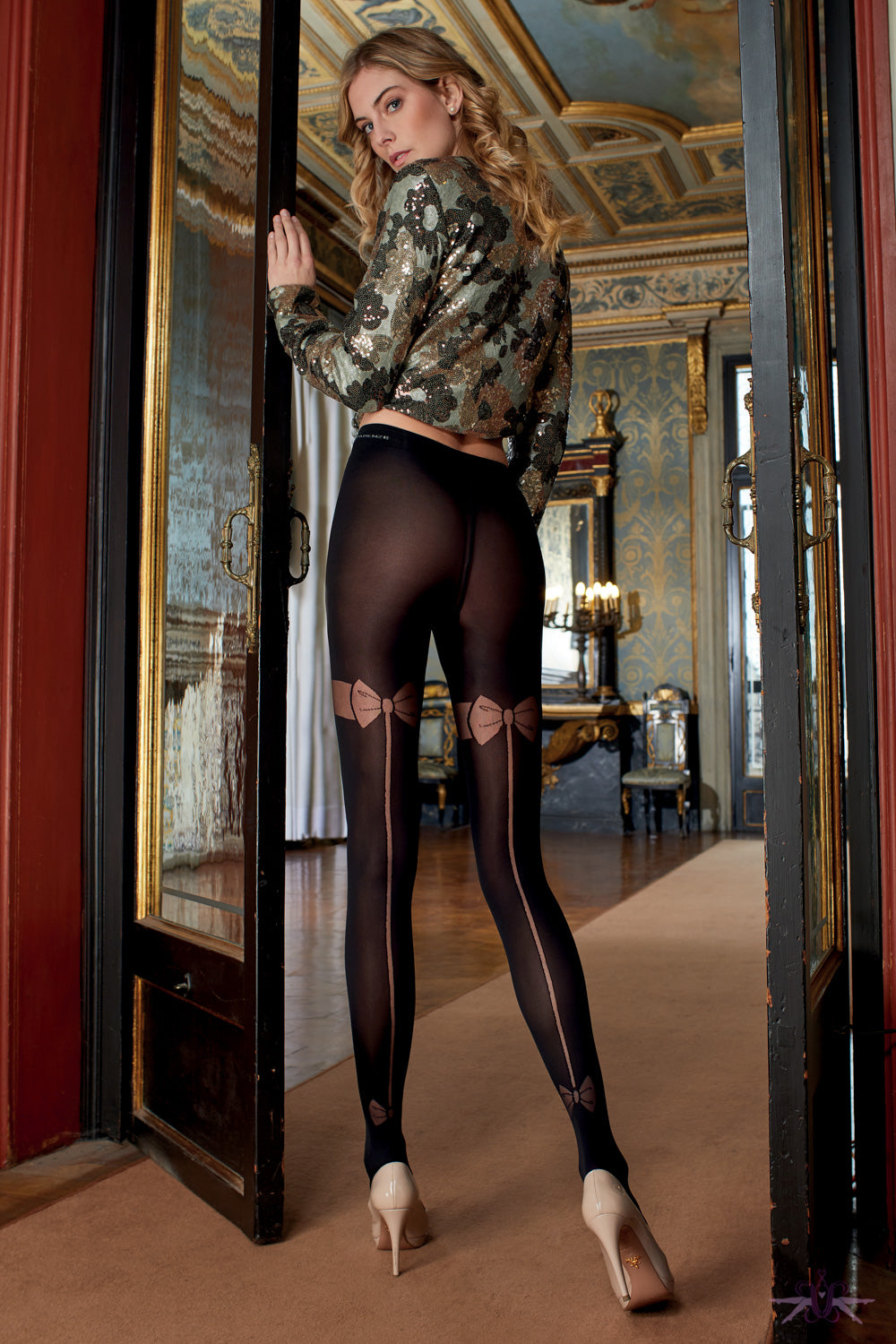 Trasparenze Dolcetto Tights - Mayfair Stockings