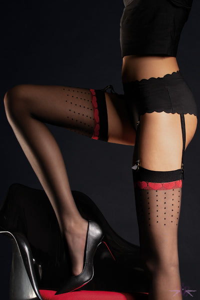 Fiore Sensual Lovely Stockings - Mayfair Stockings