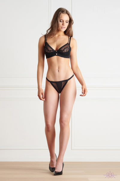 Maison Close Inspiration Divine Quarter Cup Bra - Mayfair Stockings