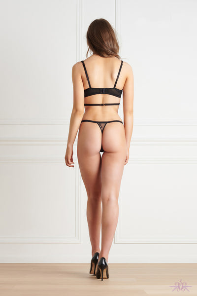 Maison Close Inspiration Divine Mini Thong - Mayfair Stockings