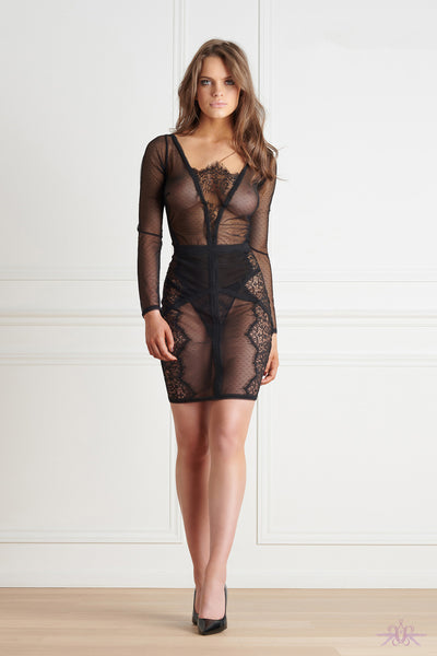 Maison Close Inspiration Divine Dress - Mayfair Stockings