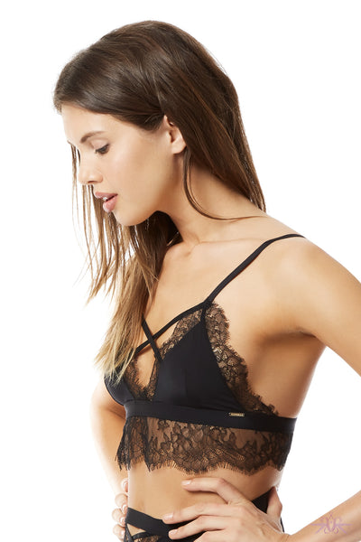 Bluebella Nyane Soft Cup Bra - Mayfair Stockings