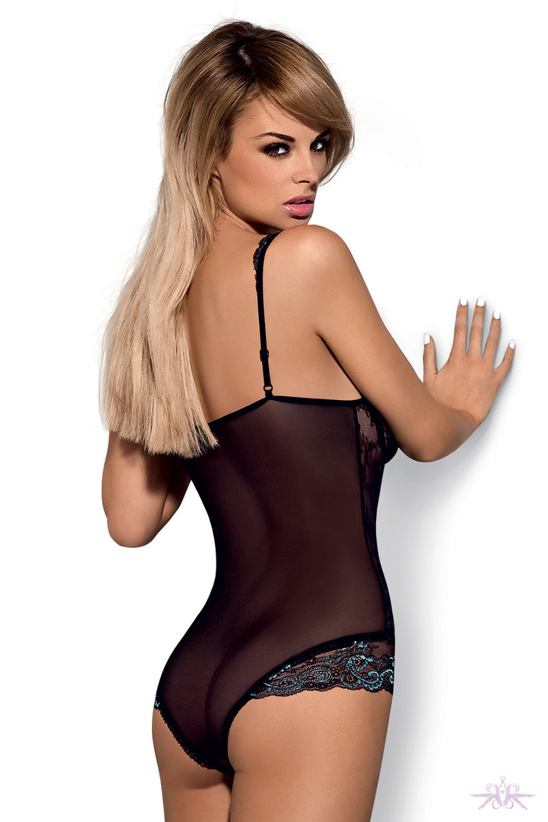 Obsessive Amanta Bodysuit - Mayfair Stockings
