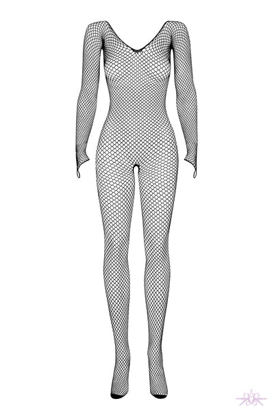 Obsessive Large Net Fishnet Bodystocking - Mayfair Stockings