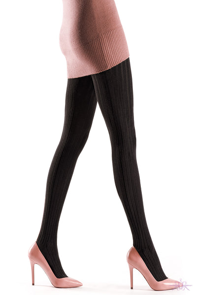 Oroblu Natural Fibres Renee Tights - Mayfair Stockings