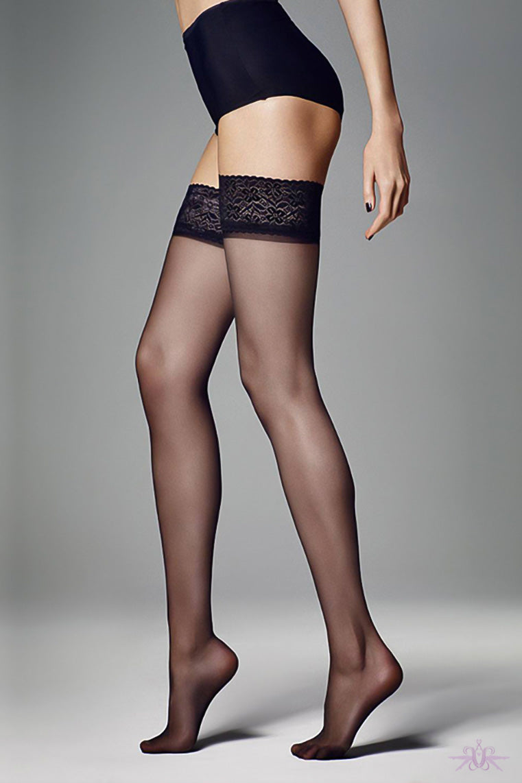 Veneziana Silvi Hold Up - Mayfair Stockings