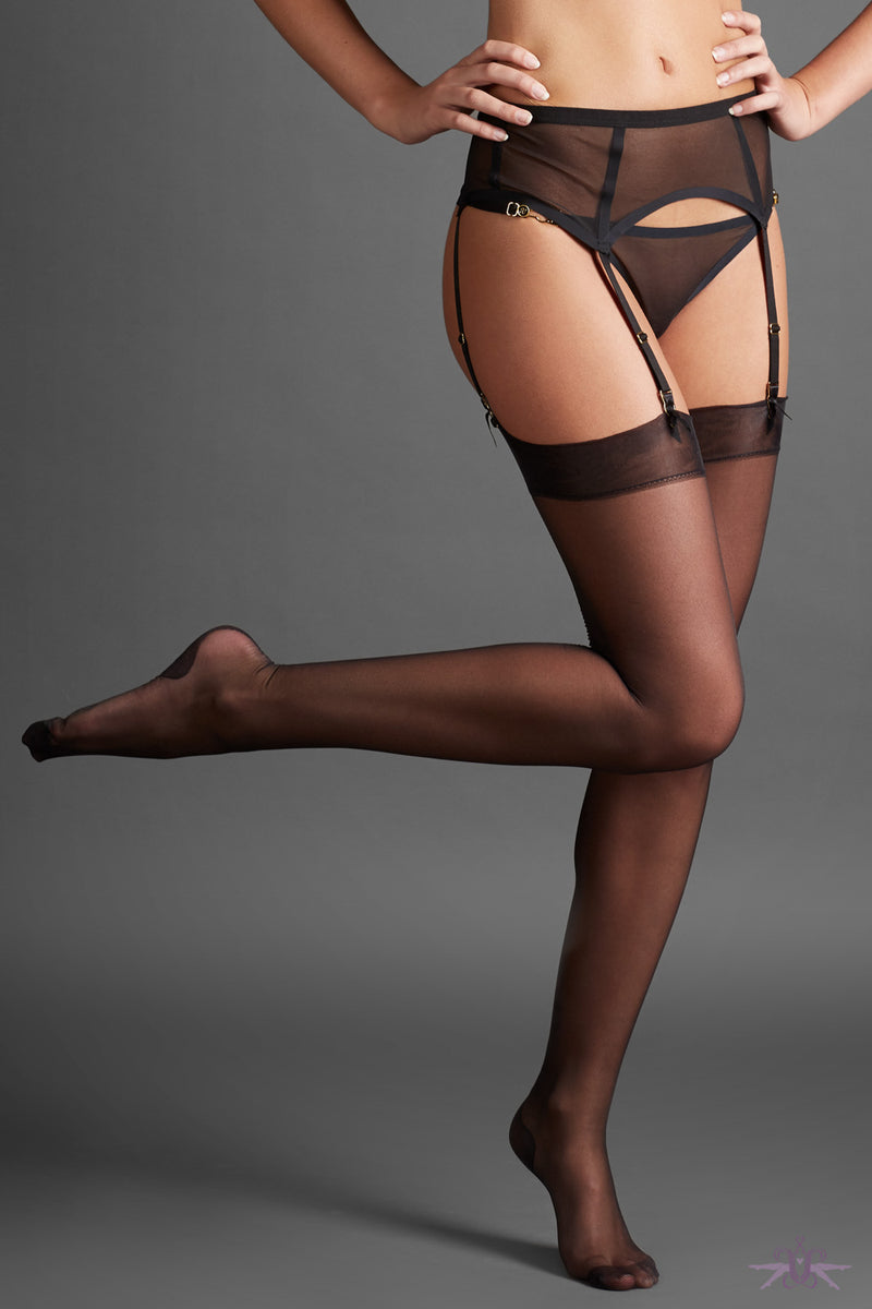 Atelier Amour Insoutenable Legerete Suspender Belt - Mayfair Stockings