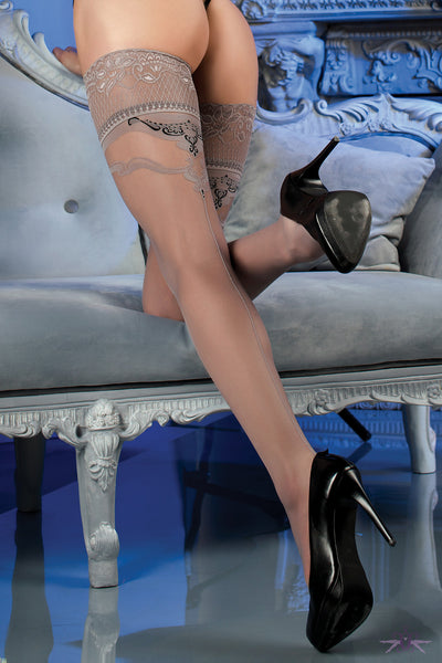 Ballerina Westminster Hold Ups - Mayfair Stockings