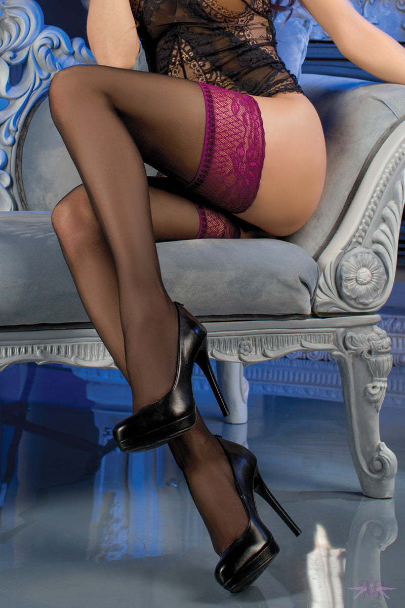 Ballerina Mayfair Hold Ups