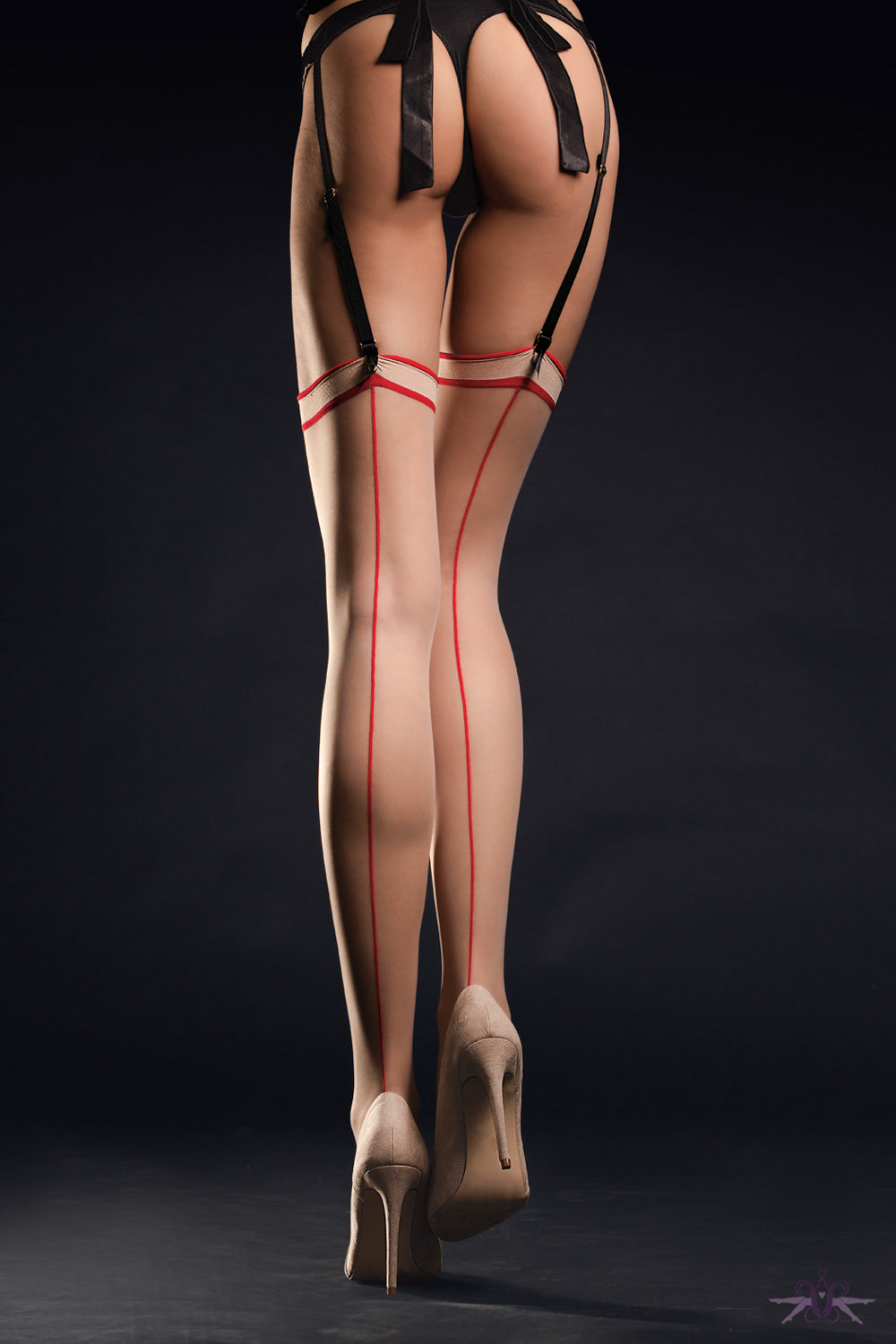 2 Colours PLUS Size Available FIORE Madame 20 Denier Super Fine Stockings