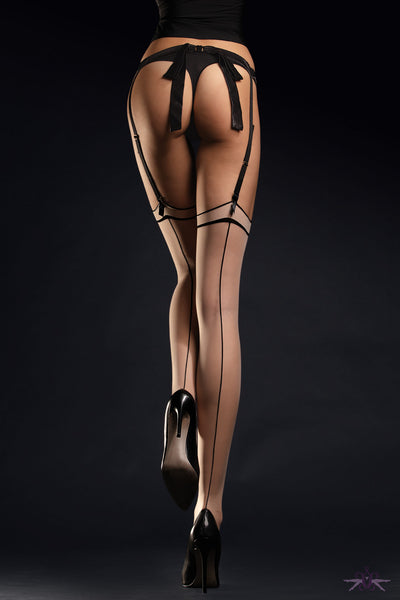 Fiore Madame Stockings - Mayfair Stockings