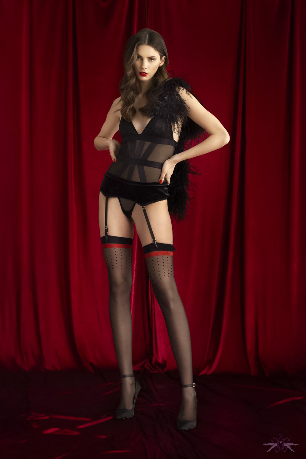 Fiore Sensual Lovely Stockings