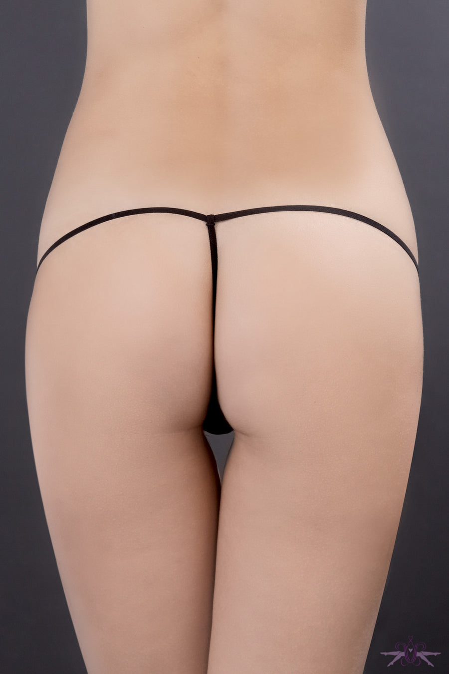 Maison Close Micro Thongs Set