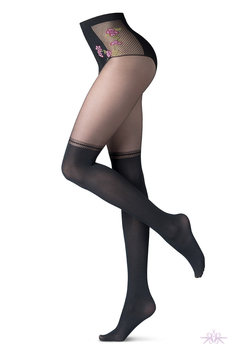 Oroblu Dressy Tights - Mayfair Stockings