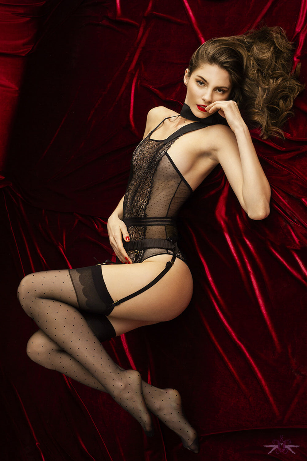 Fiore Marion Stockings - Mayfair Stockings