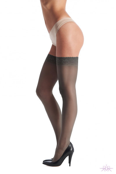 Oroblu Chic Up 15 Hold Ups - Mayfair Stockings