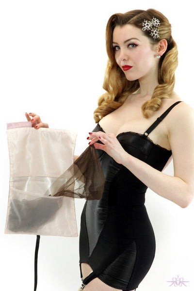 What Katie Did Hosiery Bag - Mayfair Stockings