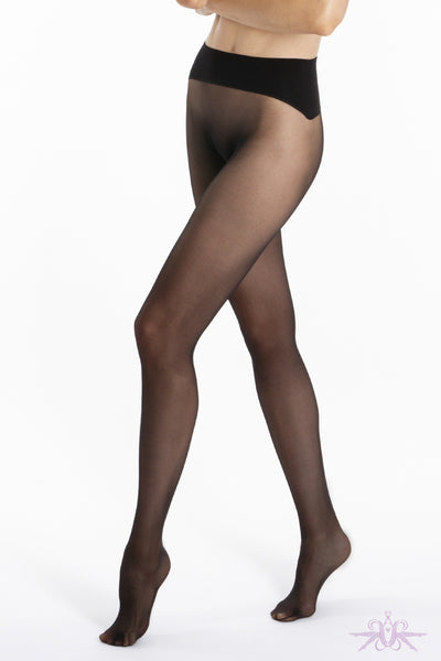 Le Bourget Heritage Sans Couture 20 Denier Tights - Mayfair Stockings