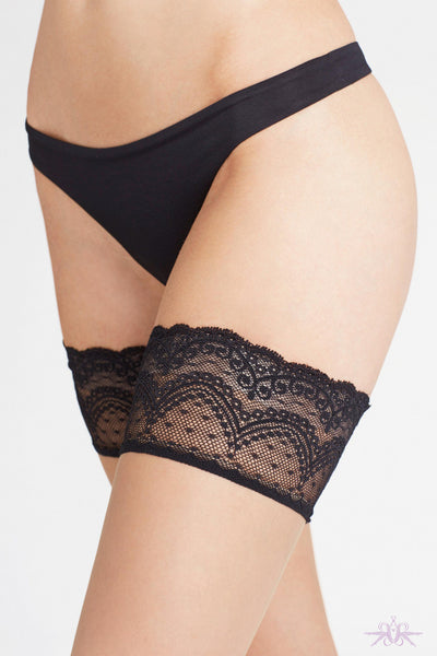 Falke Invisible Deluxe 8 Denier Hold Ups