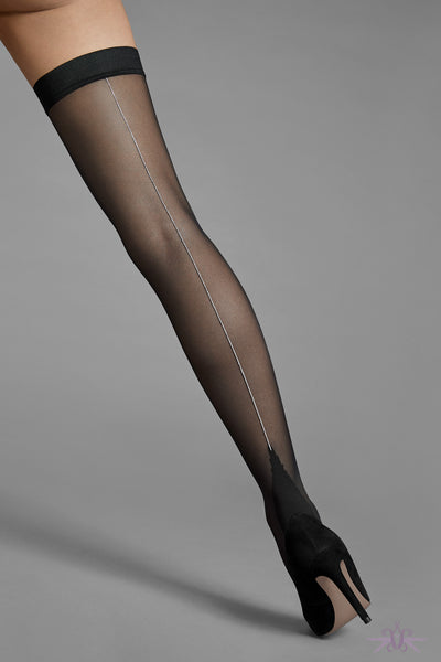 Wolford Luna Stay Ups