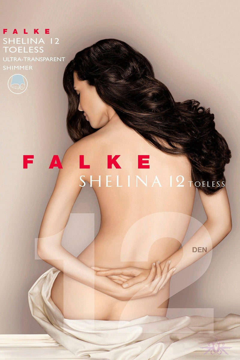 Falke Shelina 12 Toeless Tights