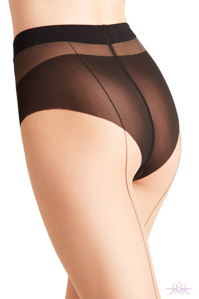 Falke Pin Up Seamed Tights