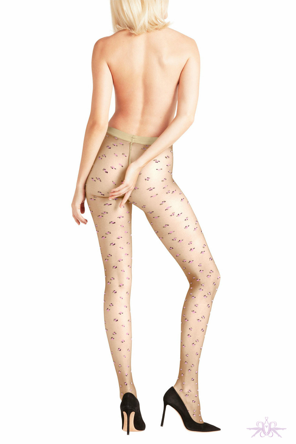 Falke Small Rose Tights