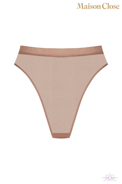 Maison Close Corps a Corps Ginger Snap High Thong
