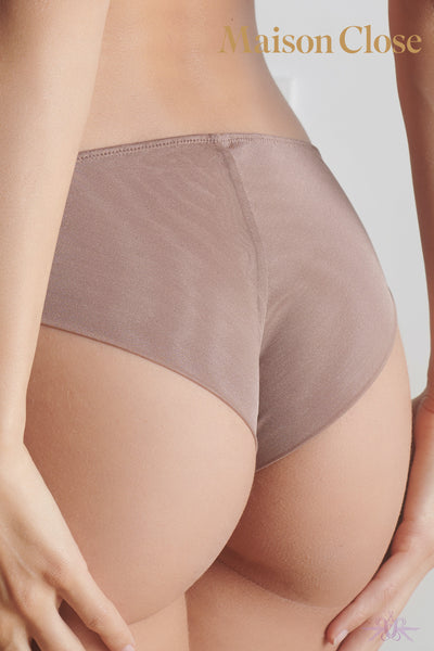 Maison Close Corps a Corps Ginger Snap Brief