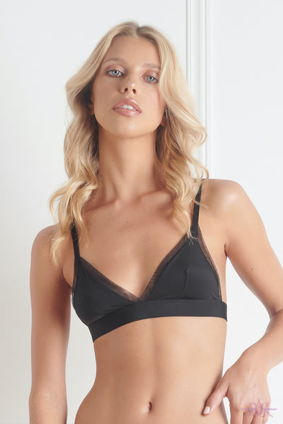 Maison Close Madame Reve Triangle Bra