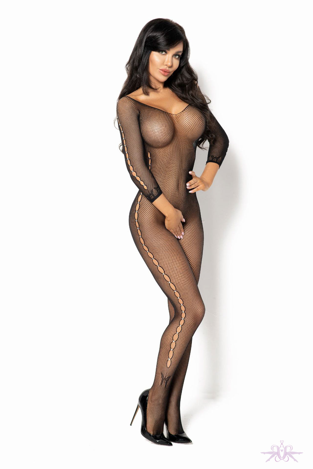 Beauty Night Martha Diamond Bodystocking