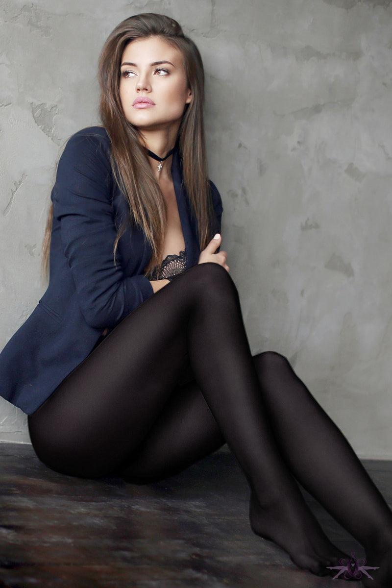 Couture 60 Denier Opaque Tights