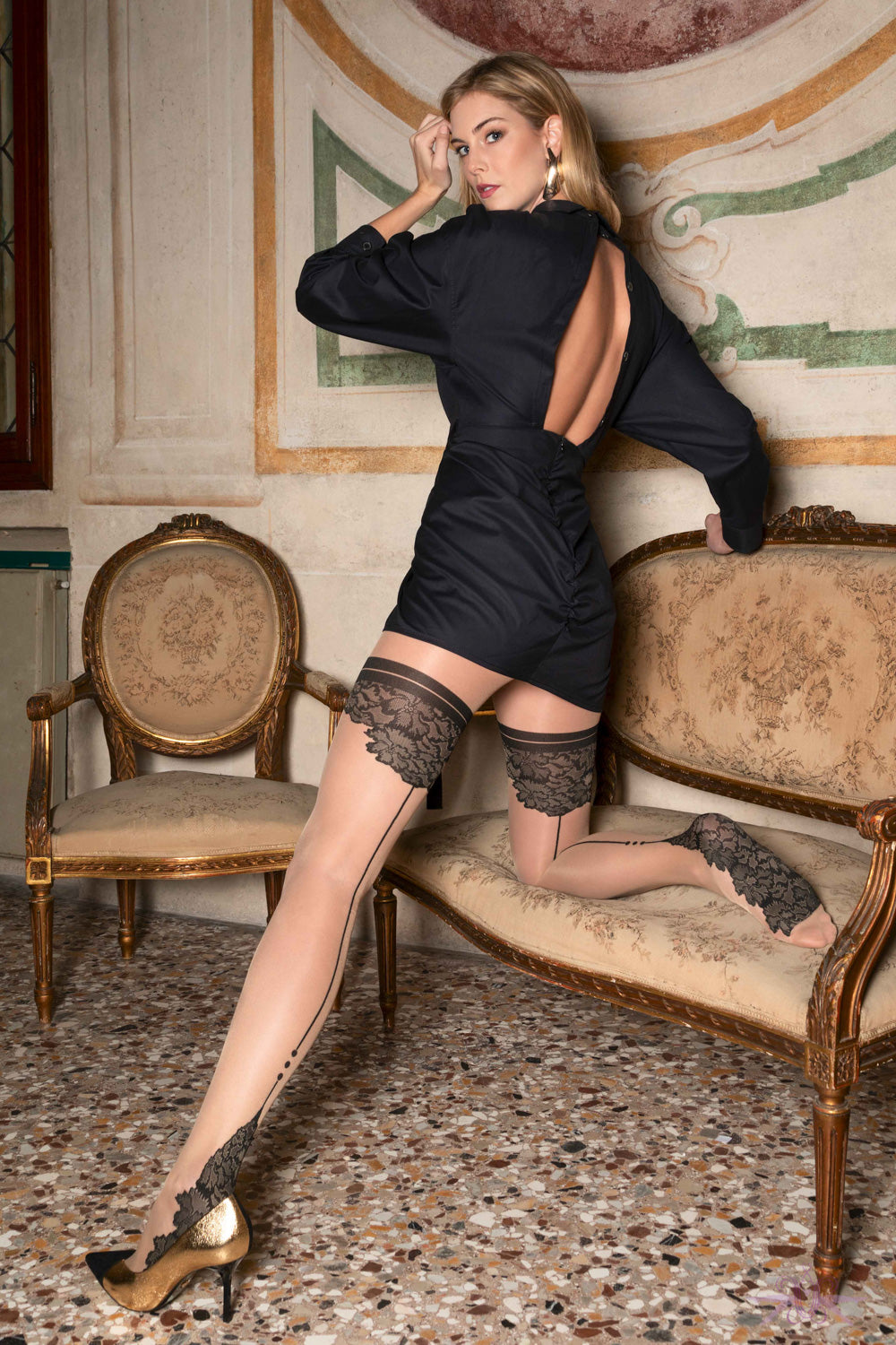 Trasparenze Ninfa Tights