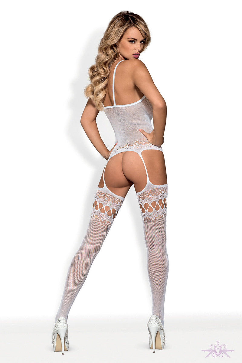 Obsessive Two Piece Bodystocking