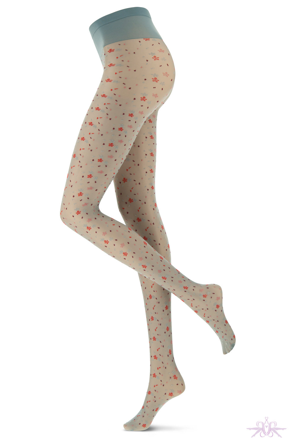 Oroblu Flower Power Tights