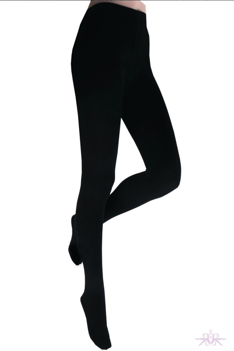 Couture 300 Denier Velvet Fleece Opaque Tights