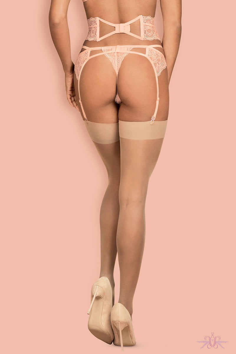Obsessive Nude Stockings