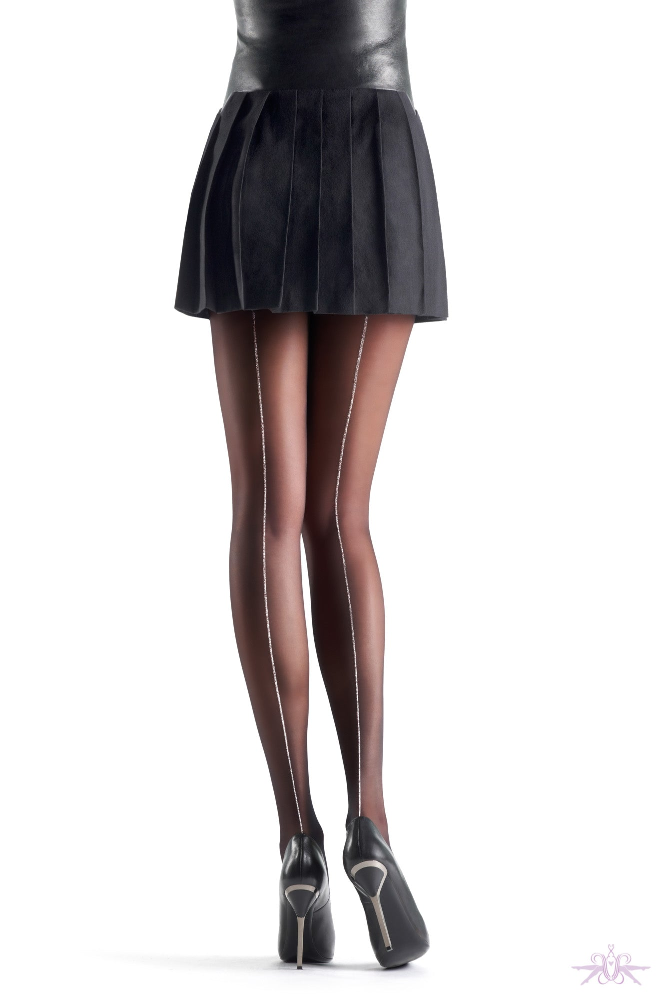 Oroblu Riga Lux Tights - Mayfair Stockings