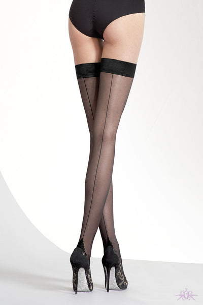 Oroblu Riga 20 Hold Ups - Mayfair Stockings - Oroblu - Hold Ups - 1