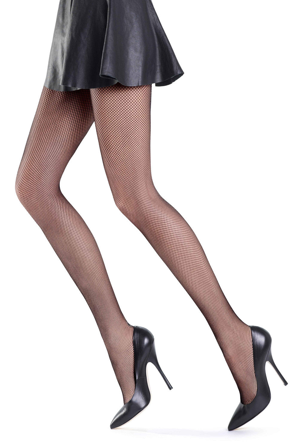 Oroblu Tricot Fishnet Tights - Mayfair Stockings