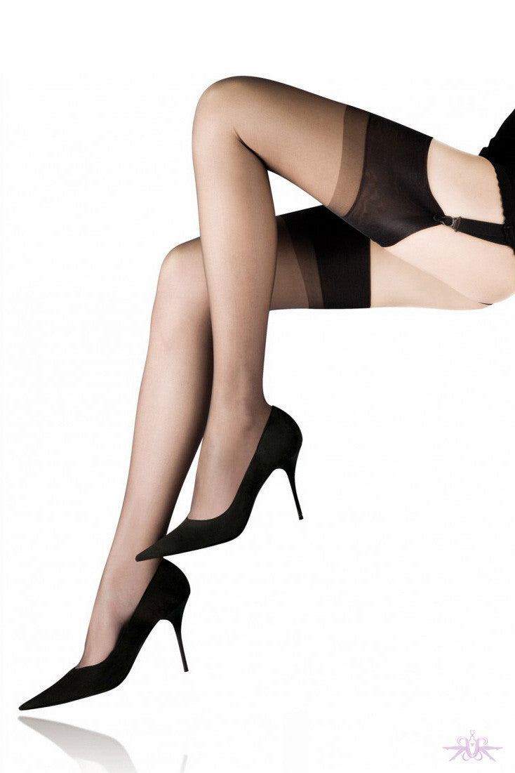 Cervin Champs Elysees Silk Stockings - Mayfair Stockings - Cervin - Stockings - 1