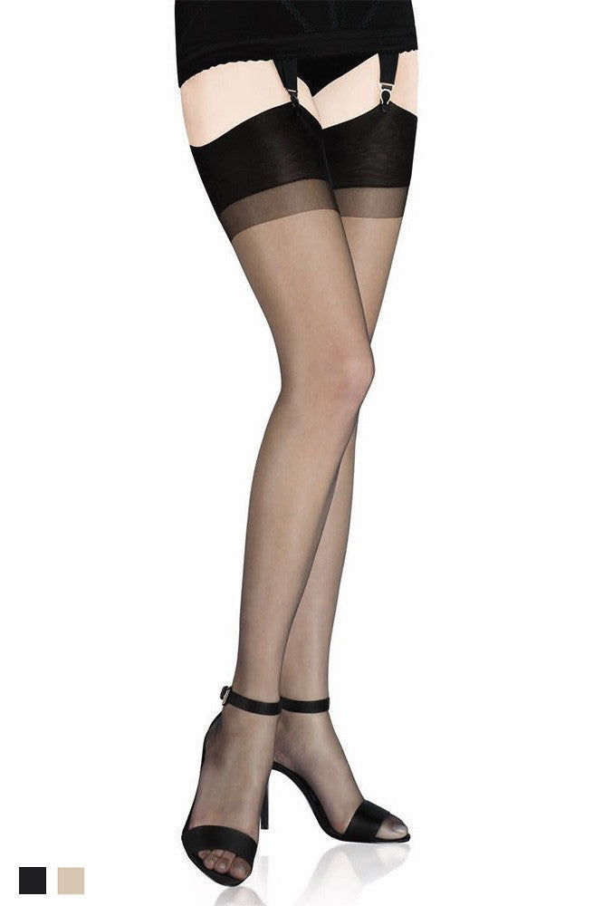 Cervin Capri 10 Stockings - Mayfair Stockings - Cervin - Stockings - 1