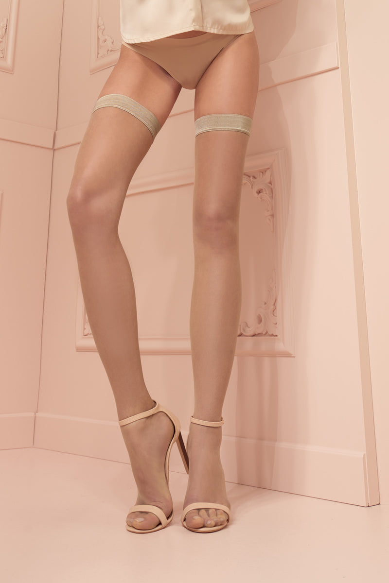 Trasparenze Capri Hold Ups - Mayfair Stockings