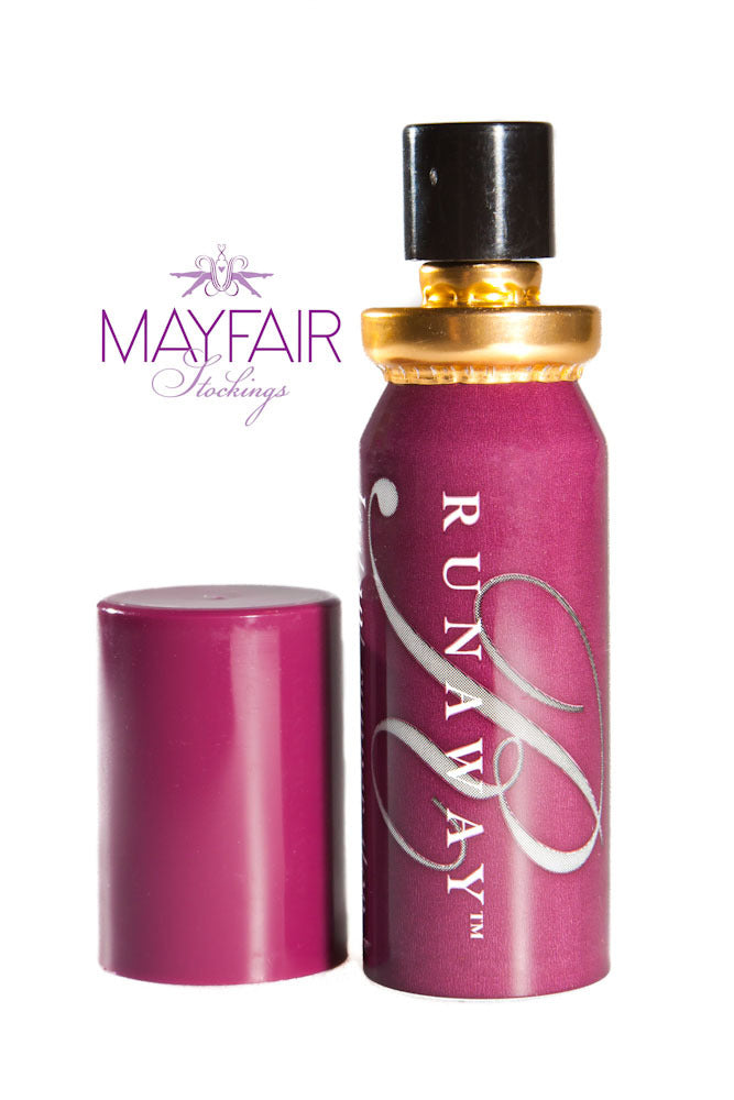 Runaway Ladder Spray - Mayfair Stockings