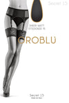 Oroblu Bas Secret 15 Stockings - Mayfair Stockings